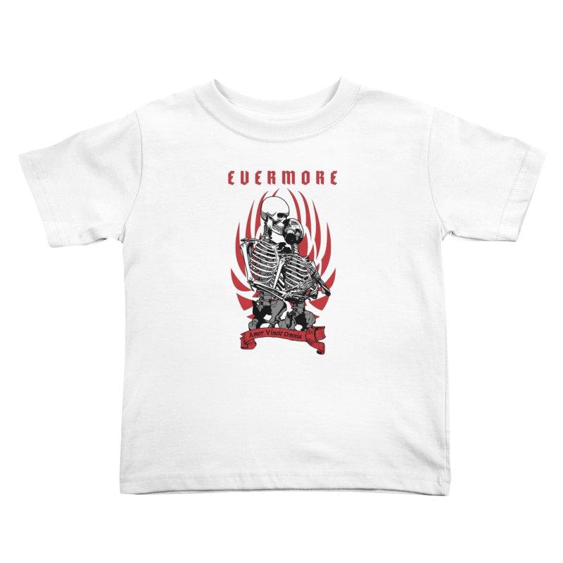 Evermore Kids Toddler T-Shirt by Grandio Design Artist Shop