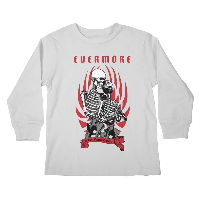 Evermore Kids Longsleeve T-Shirt by Grandio Design Artist Shop