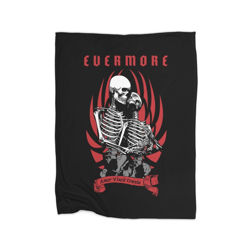 Evermore Home Blanket by Grandio Design Artist Shop