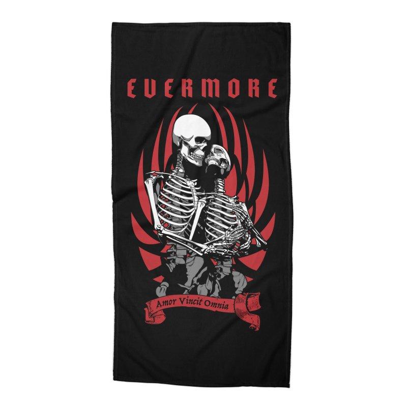 Evermore Accessories Beach Towel by Grandio Design Artist Shop