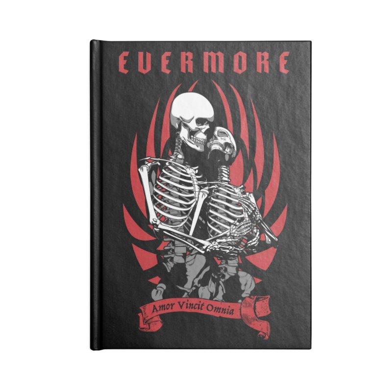 Evermore Accessories Notebook by Grandio Design Artist Shop