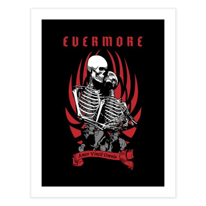 Evermore Home Fine Art Print by Grandio Design Artist Shop