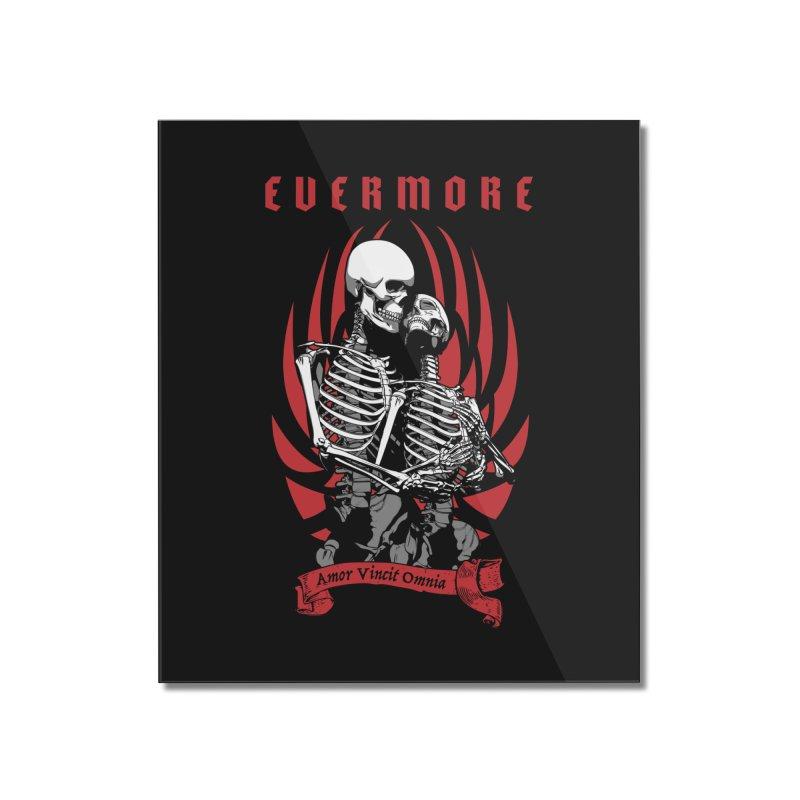 Evermore Home Mounted Acrylic Print by Grandio Design Artist Shop