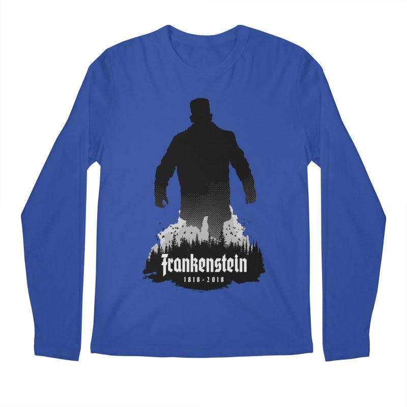 Frankenstein 1818-2018 - 200th Anniversary Men's Regular Longsleeve T-Shirt by Grandio Design Artist Shop