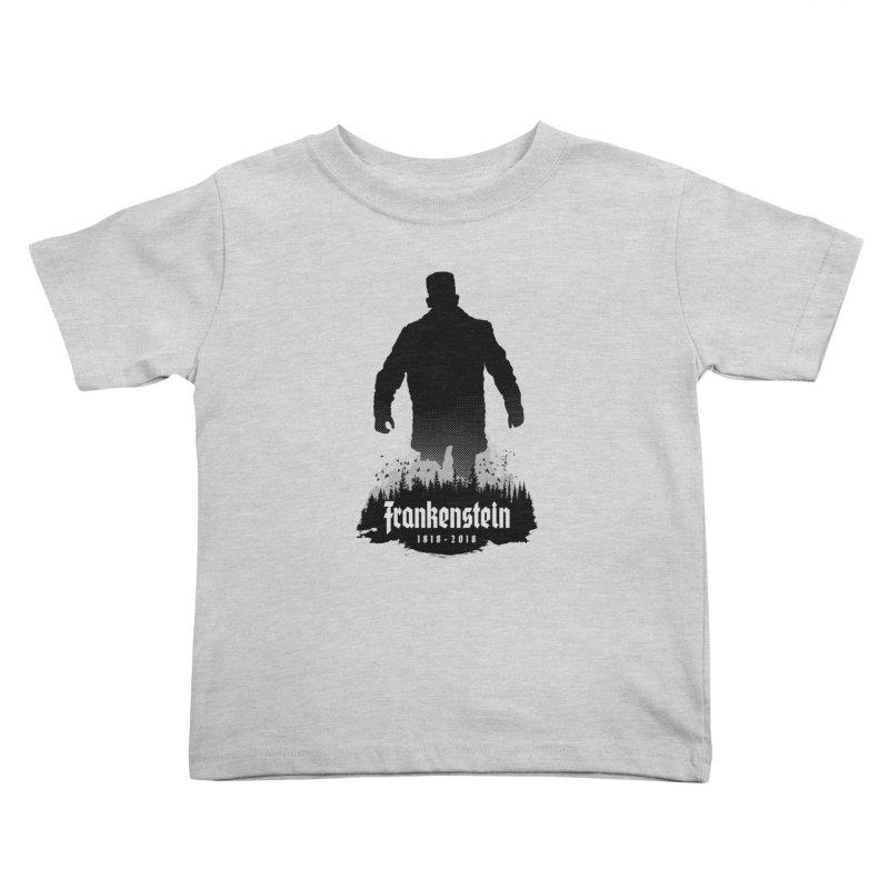 Frankenstein 1818-2018 - 200th Anniversary Kids Toddler T-Shirt by Grandio Design Artist Shop
