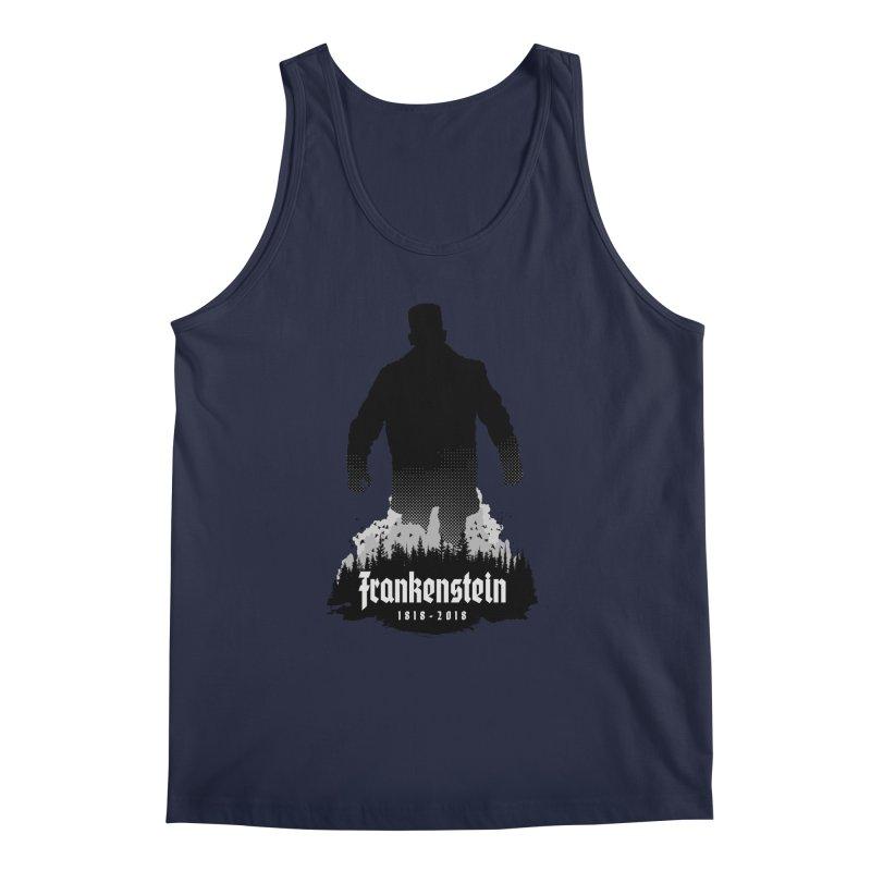 Frankenstein 1818-2018 - 200th Anniversary Men's Regular Tank by Grandio Design Artist Shop