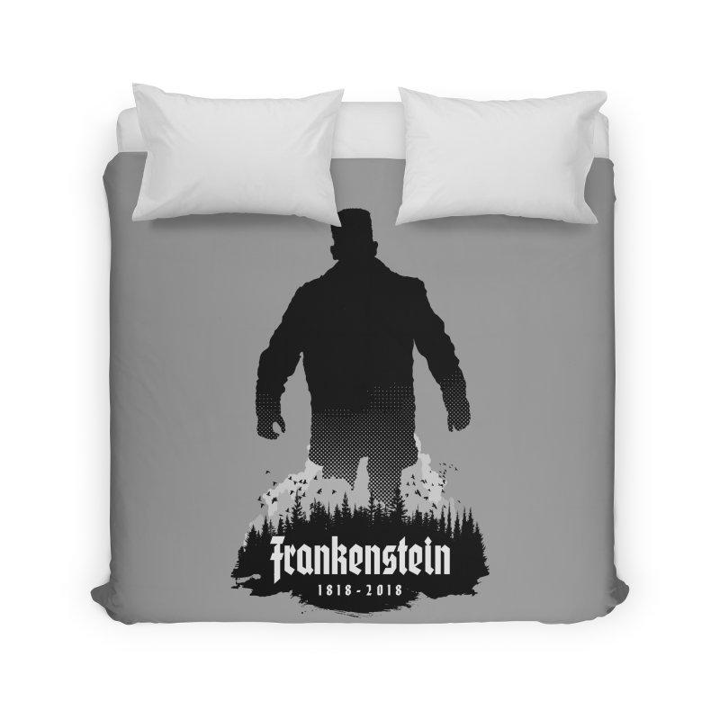 Frankenstein 1818-2018 - 200th Anniversary Home Duvet by Grandio Design Artist Shop