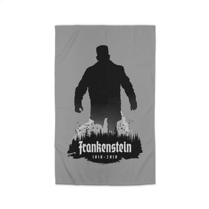 Frankenstein 1818-2018 - 200th Anniversary Home Rug by Grandio Design Artist Shop