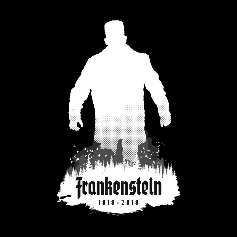 Frankenstein 1818-2018 - 200th Anniversary INV by Grandio Design Artist Shop