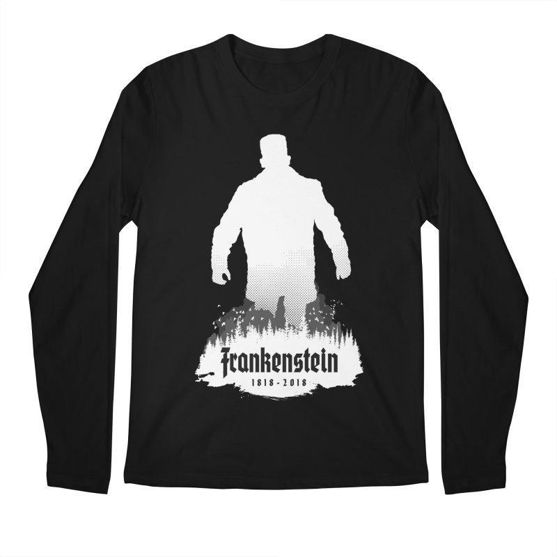 Frankenstein 1818-2018 - 200th Anniversary INV Men's Regular Longsleeve T-Shirt by Grandio Design Artist Shop