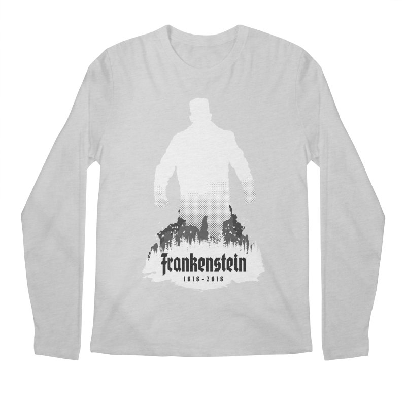 Frankenstein 1818-2018 - 200th Anniversary INV Men's Regular Longsleeve T-Shirt by Grandio Design Artist Shop