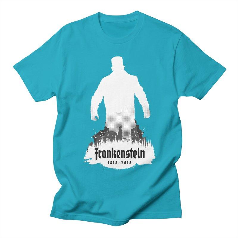Frankenstein 1818-2018 - 200th Anniversary INV Men's Regular T-Shirt by Grandio Design Artist Shop