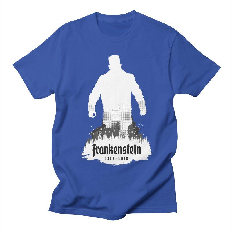Frankenstein 1818-2018 - 200th Anniversary INV Women's Regular Unisex T-Shirt by Grandio Design Artist Shop