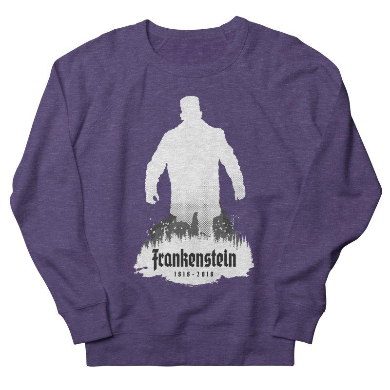Frankenstein 1818-2018 - 200th Anniversary INV Women's French Terry Sweatshirt by Grandio Design Artist Shop