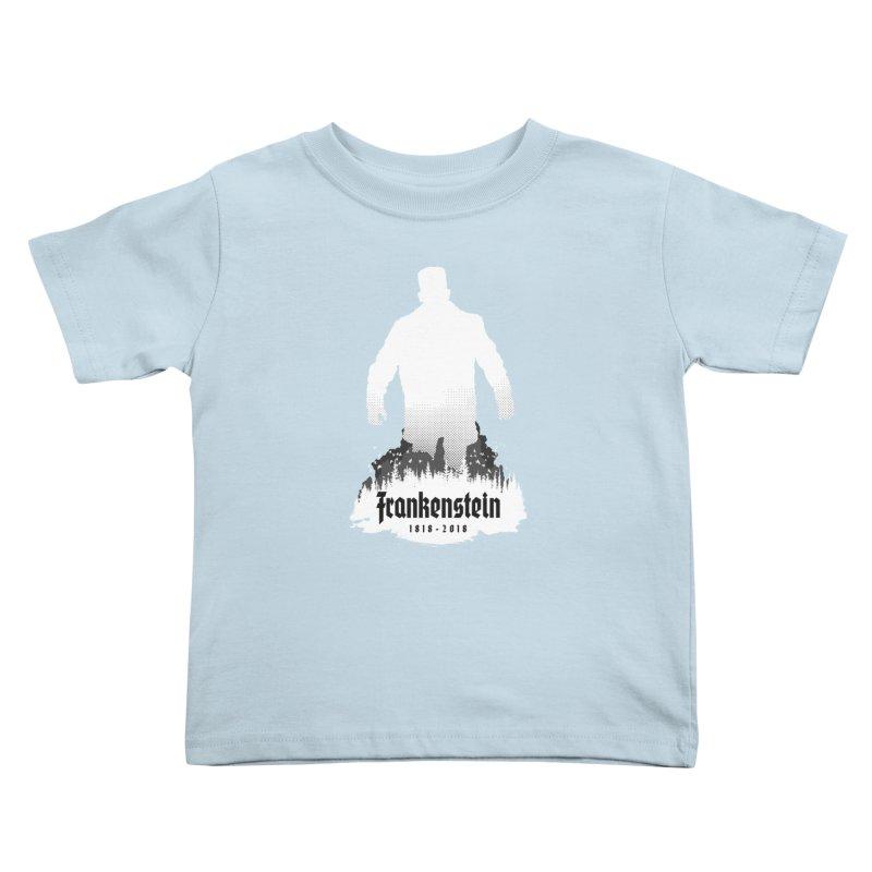 Frankenstein 1818-2018 - 200th Anniversary INV Kids Toddler T-Shirt by Grandio Design Artist Shop