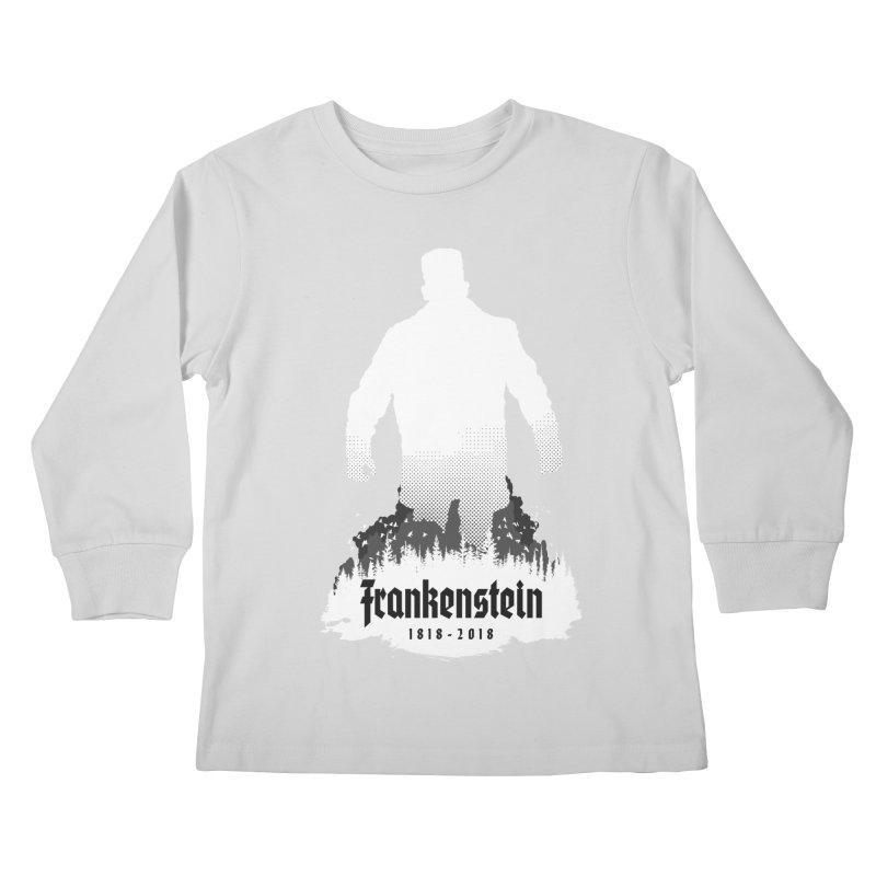 Frankenstein 1818-2018 - 200th Anniversary INV Kids Longsleeve T-Shirt by Grandio Design Artist Shop