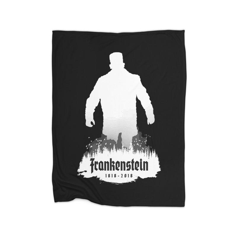 Frankenstein 1818-2018 - 200th Anniversary INV Home Blanket by Grandio Design Artist Shop