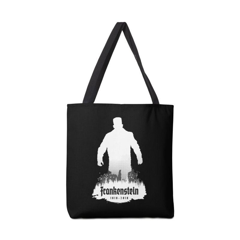Frankenstein 1818-2018 - 200th Anniversary INV Accessories Bag by Grandio Design Artist Shop