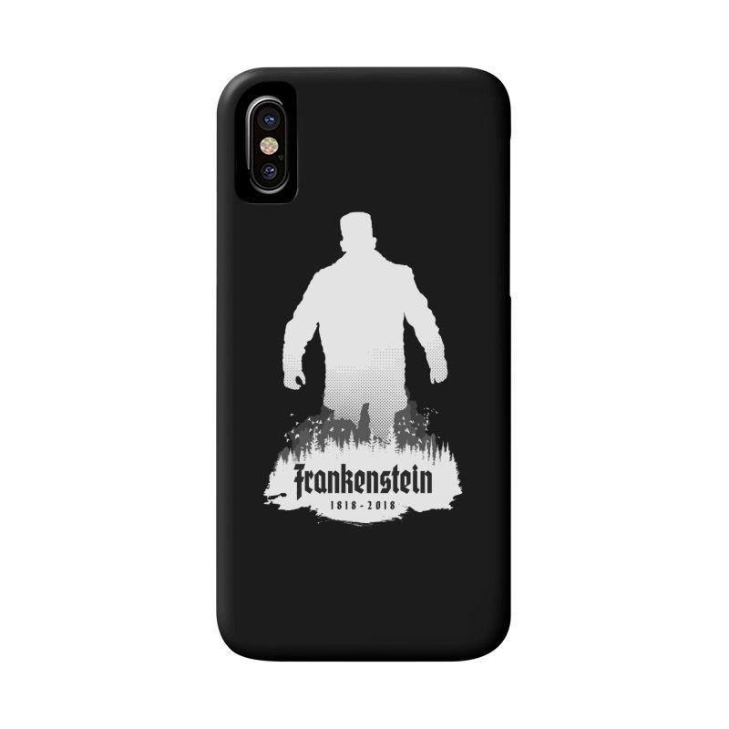 Frankenstein 1818-2018 - 200th Anniversary INV Accessories Phone Case by Grandio Design Artist Shop