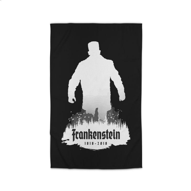 Frankenstein 1818-2018 - 200th Anniversary INV Home Rug by Grandio Design Artist Shop