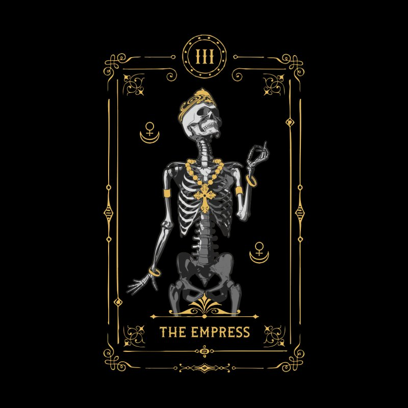 The Empress III Tarot Card Men's T-Shirt by Grandio Design Artist Shop