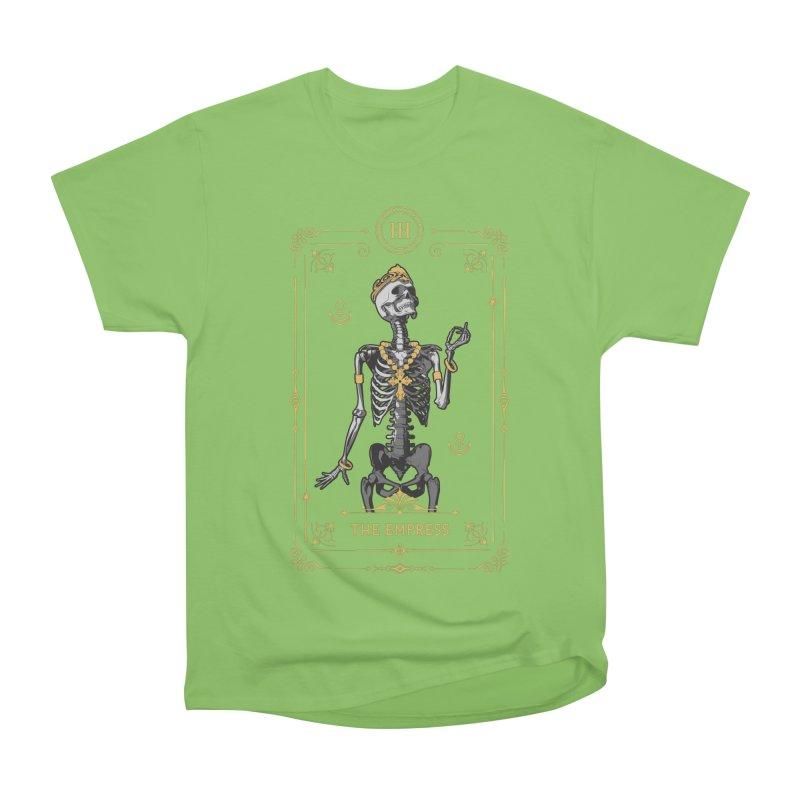 The Empress III Tarot Card Men's Heavyweight T-Shirt by Grandio Design Artist Shop