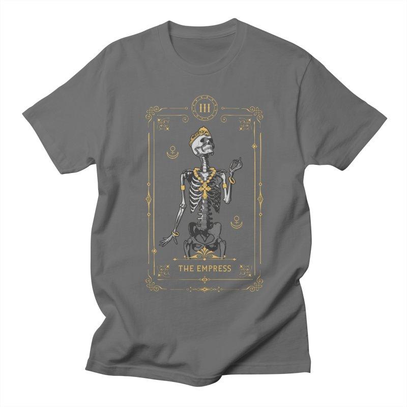 The Empress III Tarot Card Men's T-Shirt by Grandio Design Artist Shop