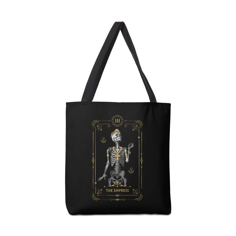 The Empress III Tarot Card Accessories Bag by Grandio Design Artist Shop