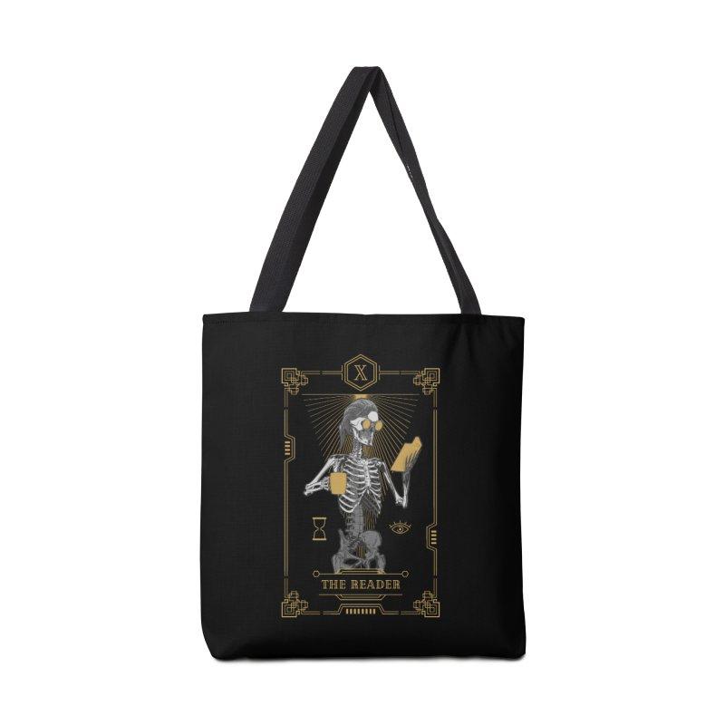 The Reader X Tarot Card Accessories Bag by Grandio Design Artist Shop