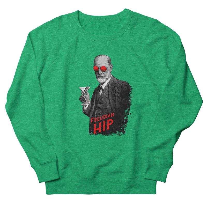 Hipster Psychologist Sigmund Freud Women's Sweatshirt by Grandio Design Artist Shop