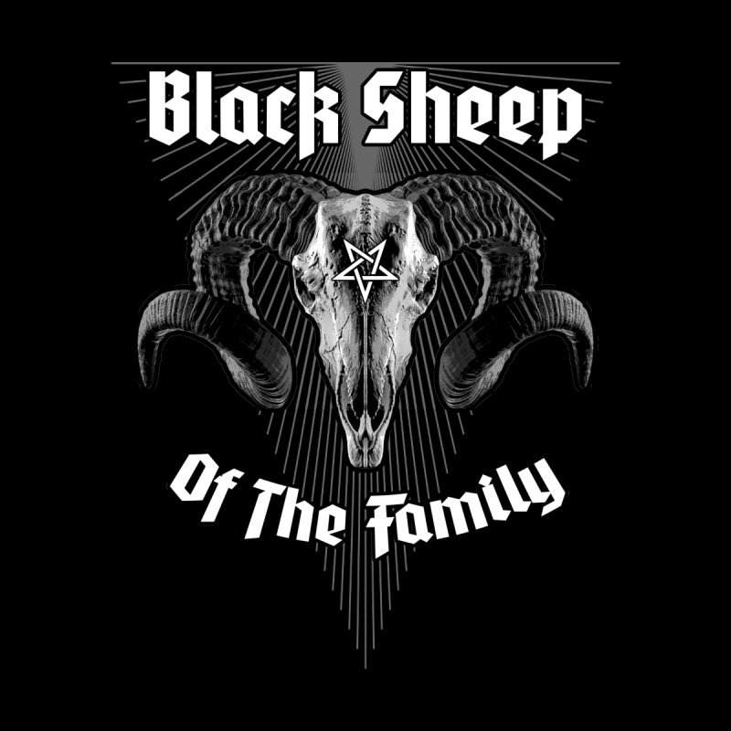 Black Sheep Of The Family   by Grandio Design Artist Shop