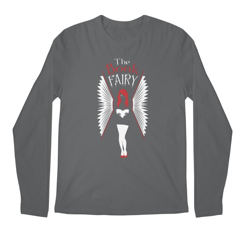 The Book Fairy Men's Longsleeve T-Shirt by Grandio Design Artist Shop