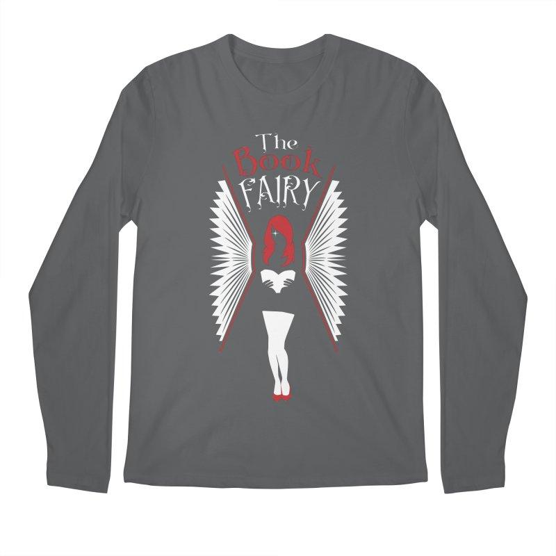 The Book Fairy Men's Regular Longsleeve T-Shirt by Grandio Design Artist Shop