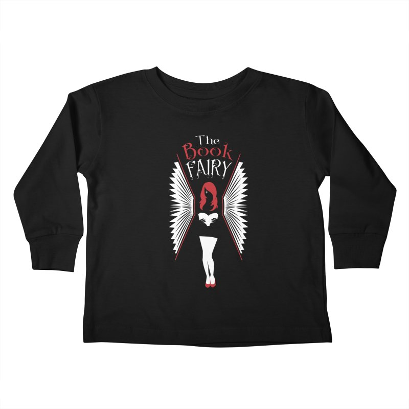 The Book Fairy Kids Toddler Longsleeve T-Shirt by Grandio Design Artist Shop