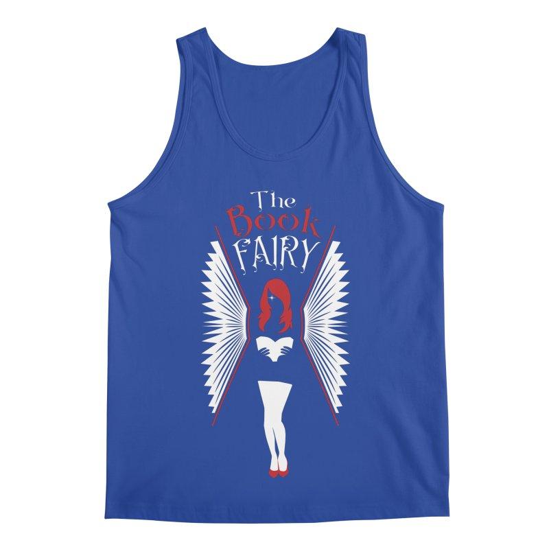 The Book Fairy Men's Regular Tank by Grandio Design Artist Shop