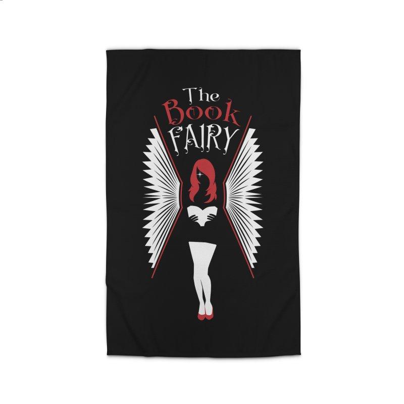 The Book Fairy Home Rug by Grandio Design Artist Shop