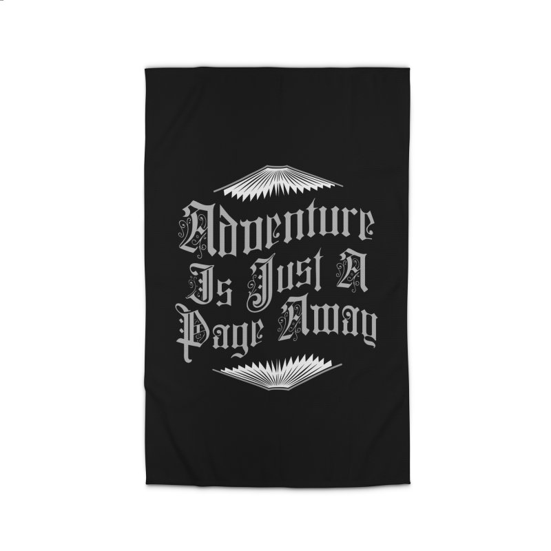 Adventure Is Just A Page Away Home Rug by Grandio Design Artist Shop