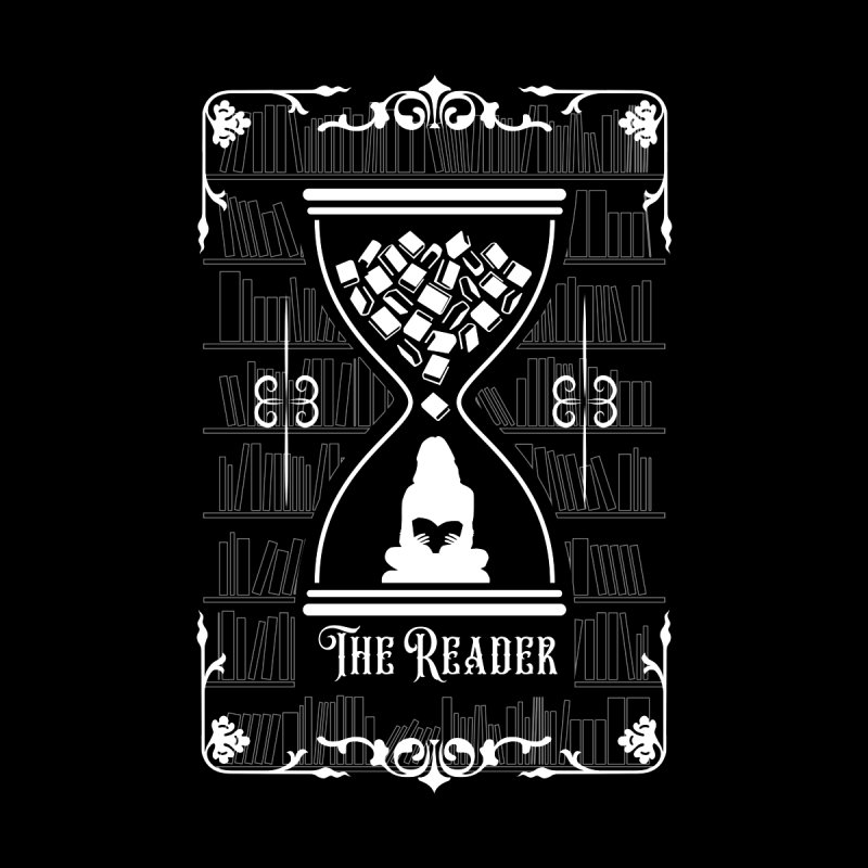 The Reader Tarot Card Women's Tank by Grandio Design Artist Shop