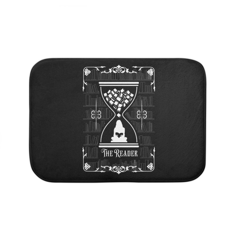 The Reader Tarot Card Home Bath Mat by Grandio Design Artist Shop