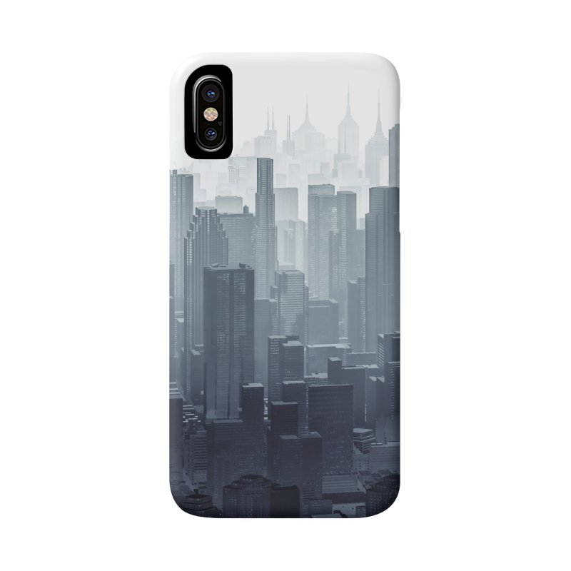 City Haze Accessories Phone Case by Grandio Design Artist Shop