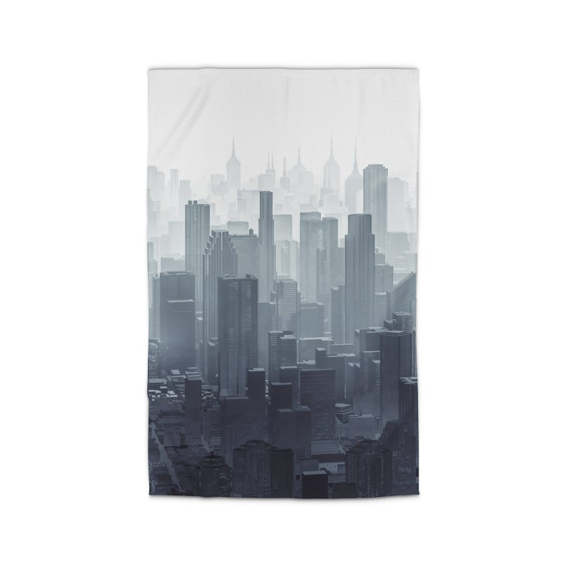 City Haze Home Rug by Grandio Design Artist Shop