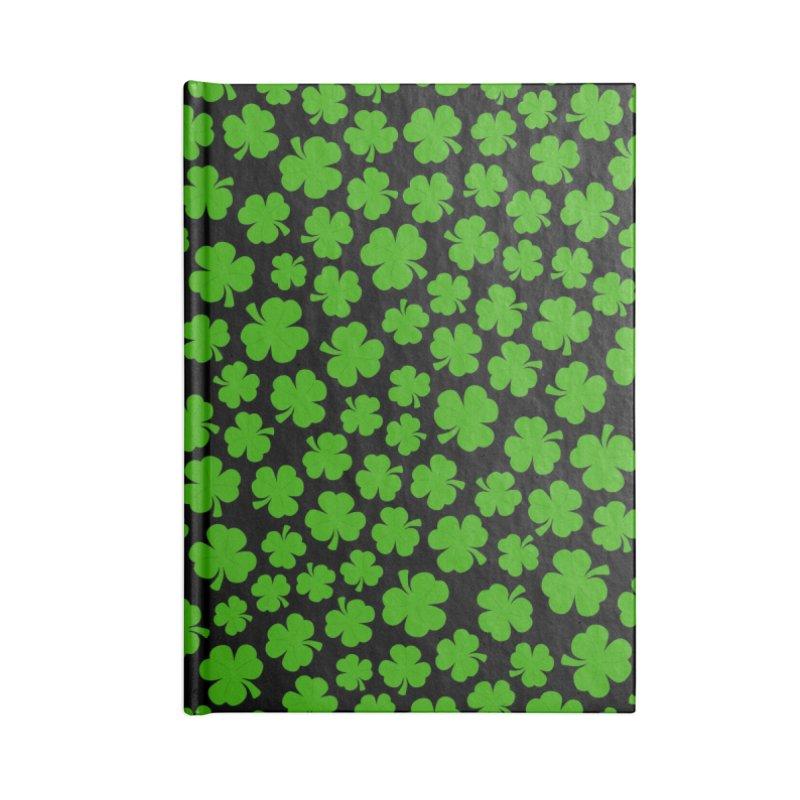Shamrockadelic II Accessories Notebook by Grandio Design Artist Shop