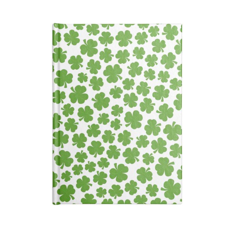 Shamrockadelic Accessories Notebook by Grandio Design Artist Shop