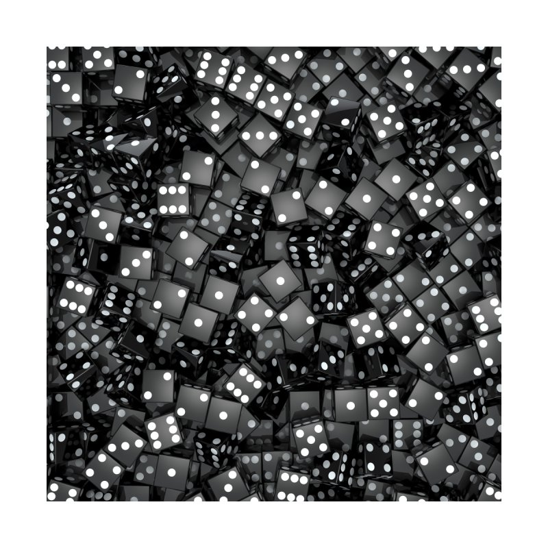 Black Dice by Grandio Design Artist Shop