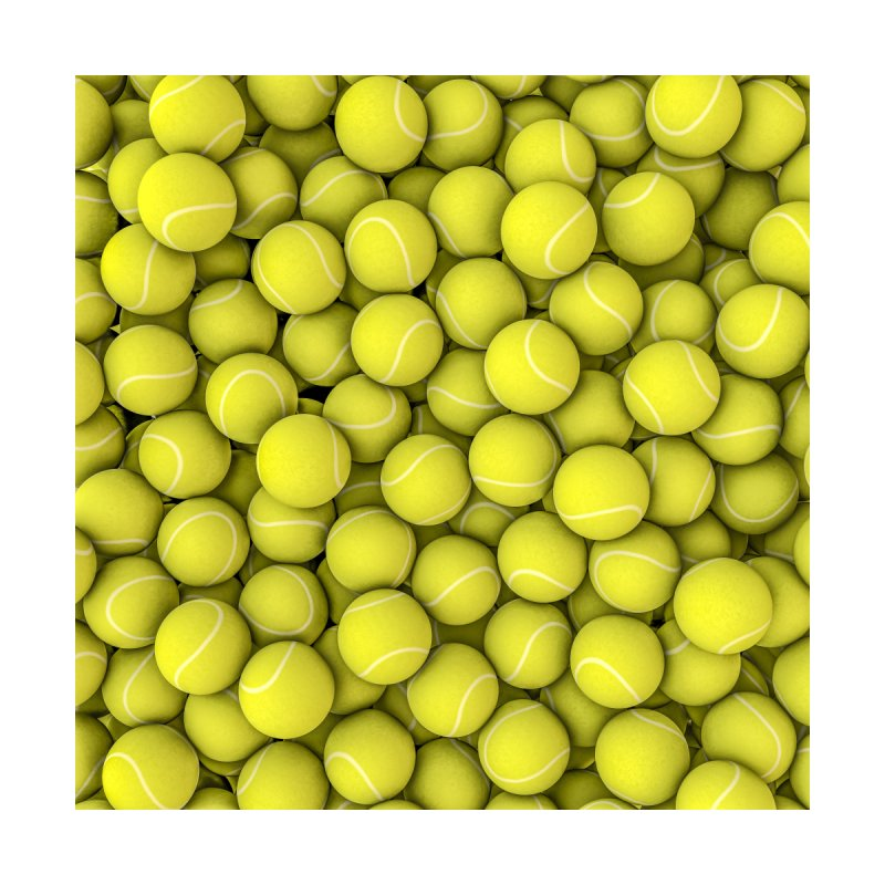 Tennis Balls by Grandio Design Artist Shop