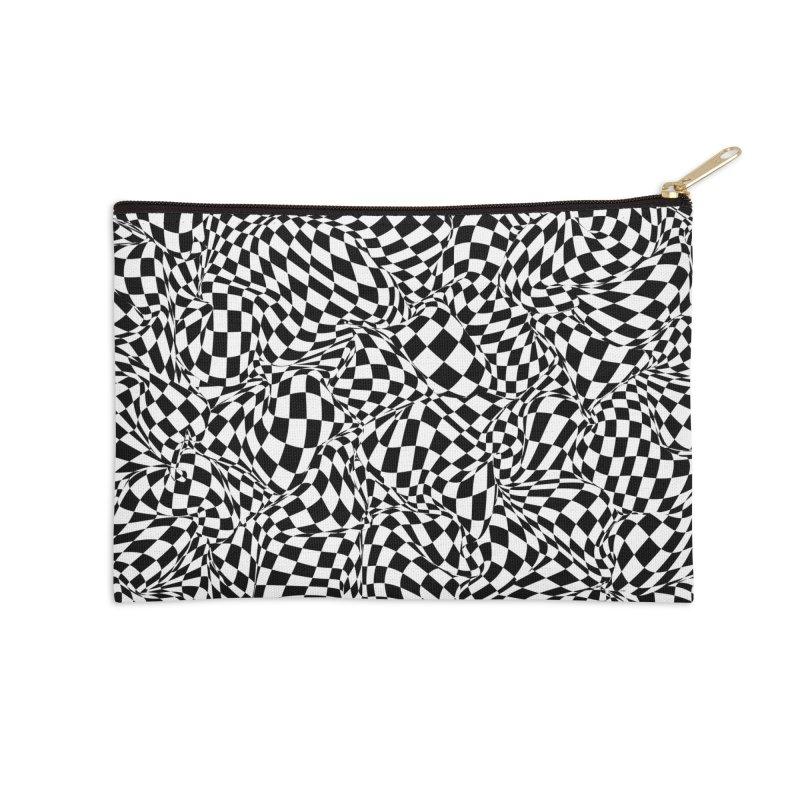 Eyesore Accessories Zip Pouch by Grandio Design Artist Shop