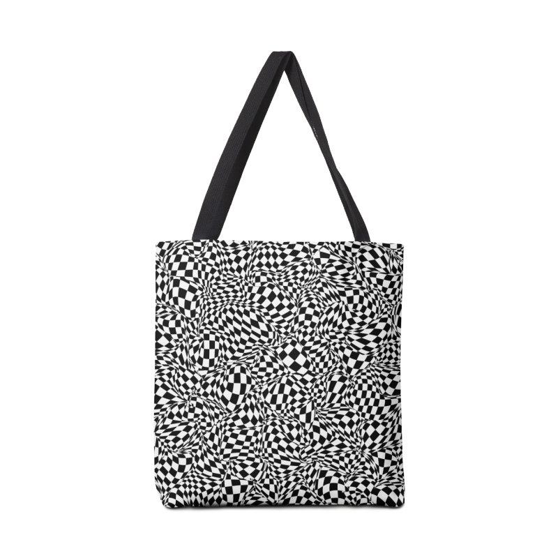 Eyesore Accessories Tote Bag Bag by Grandio Design Artist Shop