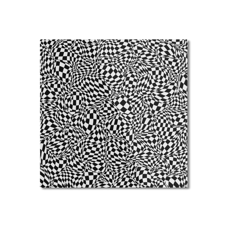 Eyesore Home Mounted Aluminum Print by Grandio Design Artist Shop