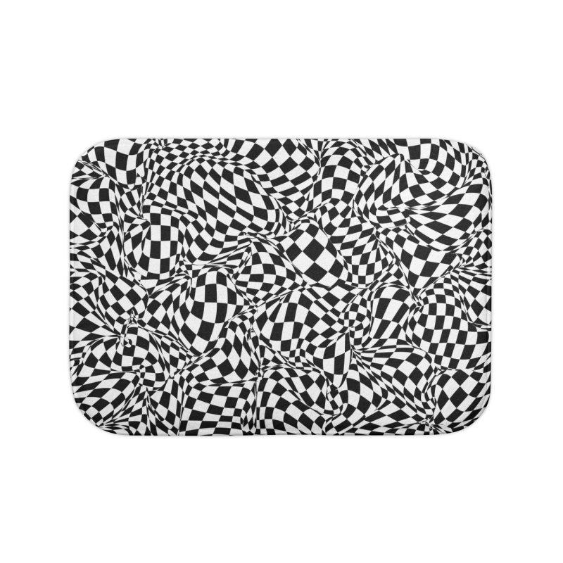 Eyesore Home Bath Mat by Grandio Design Artist Shop