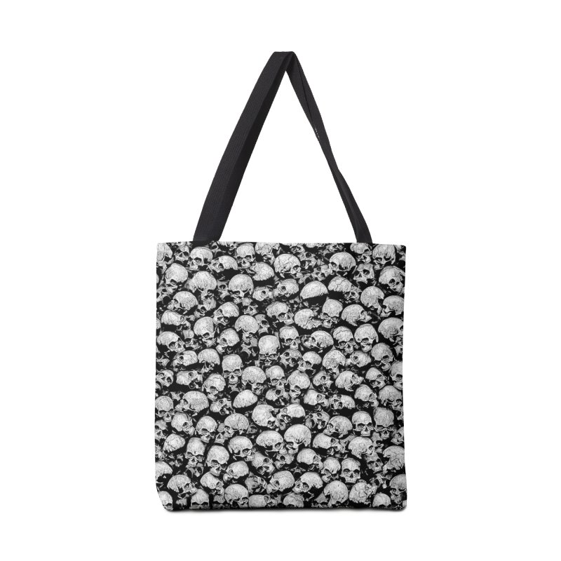 Totally Gothic II Accessories Tote Bag Bag by Grandio Design Artist Shop